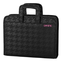 DAKINE Girls Laptop Portfolio Houndstooth
