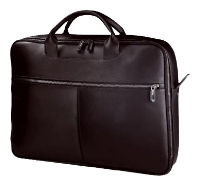 DELL Leather Premium Carrying Case Black 15.4