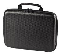 HAMANotebook-Hardcase Tech-Carbon Style 10.2