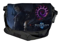 Razer StarCraft II Zerg Edition Messenger Bag