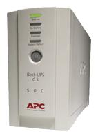 APCBack-UPS CS 500 USB/Serial