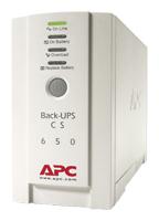 APCBack-UPS CS 650VA 230V