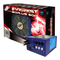 FSP Group Everest 80PLUS 500W