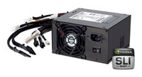 PC Power & Cooling Turbo-Cool 510 SLI (T51SLI) 510W