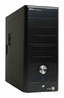3R SystemR205 w/o PSU Black