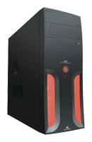 3R SystemR600 400W Black/red