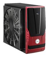 AeroCoolAeroRacer Pro Black/red