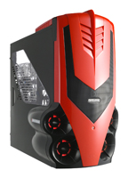 AeroCool Syclone Black/red