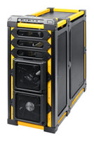 Antec LanBoy Air Black/yellow