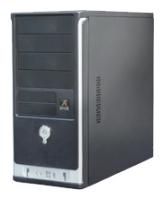 AopenF501B w/o PSU Black/silver