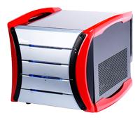AopenG325 w/o PSU Black/red