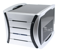 AopenG325 w/o PSU Black/silver