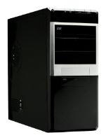 CasePointH8204-8800 450W Black/silver