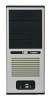 Chenbro PC30866 400W Black/silver