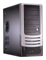 Compucase6A21 Black/silver