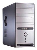 Compucase6C28 300W Black/silver