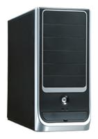 Compucase6C29 400W Black/silver