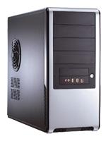 Compucase6C60 400W Black/silver