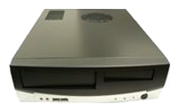 Compucase7630 250W Black/silver