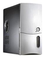 Compucase7X31 400W Black/silver