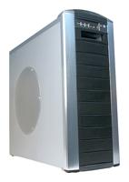 Cooler MasterCM Stacker (STC-T01) w/o PSU Silver/black