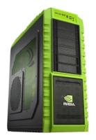 Cooler MasterHAF X NVIDIA edition (NV-942) Black/green