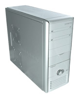 Coupden CP-370 450W Silver/white