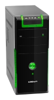 Crown CM-33 400W Black/green