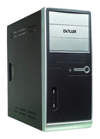 DeluxDLC-MD372 350W Black/silver