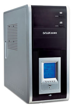 DeluxDLC-MG416 300W Silver/black