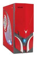 DeluxDLC-MG430 300W Red/black