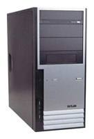 DeluxDLC-MT302 350W Black/silver