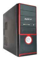 DeluxDLC-MV823 400W Black/red