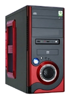 DTS2809DR 450W Black/red