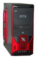 DTS5A23DR 500W Black/red