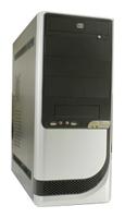 ExegateCP-633 350W Black/silver