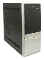 ExegateCP-8126 350W Black/silver