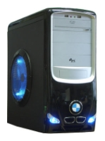 @LuxATP-X6B 550W Black/silver