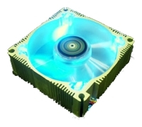 AeroCool Aluminum Fan Blue
