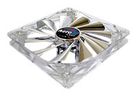 AeroCool Silver Lightning LED Fan 140 (LEDs-EN42475)