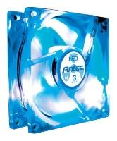 AntecTriCool LED 80mm Blue
