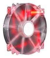 Cooler MasterStorm Force 200mm Red LED Fan