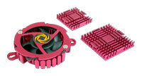 Revoltec Chipset Cooler Bundle