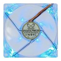 ScytheKama PWM Blue LED (DFS122512L-PWM-LED)