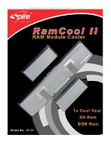 Spire RamCool II (SP301)