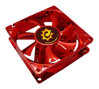 SunbeamSB-SAL-Fan-red