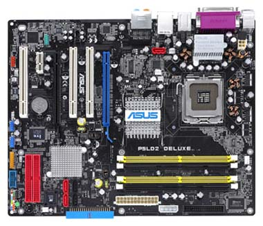 ASUSP5LD2 Deluxe