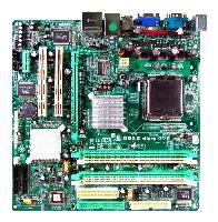 BiostarG965 Micro 775