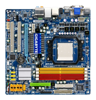 GIGABYTE GA-MA785GM-US2H (rev. 1.0)