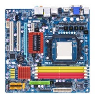 GIGABYTE GA-MA78GM-DS2H (rev. 2.0)